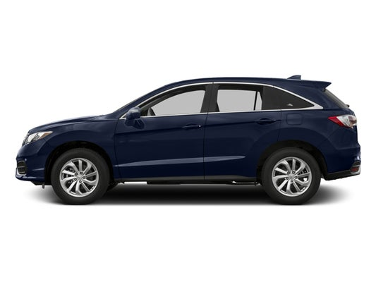 2016 Acura Rdx Awd 4dr Tech Pkg In East Brunswick Nj Open Road