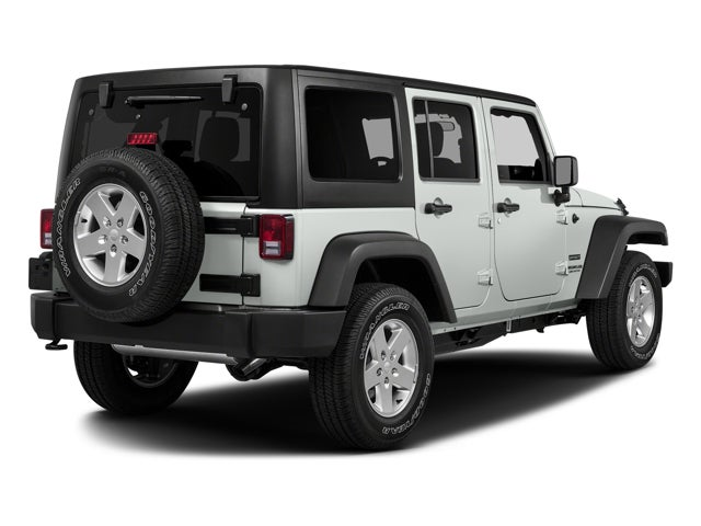 2017 Jeep Wrangler Unlimited Sport 4x4 In East Brunswick, NJ   Open Road  Acura Of