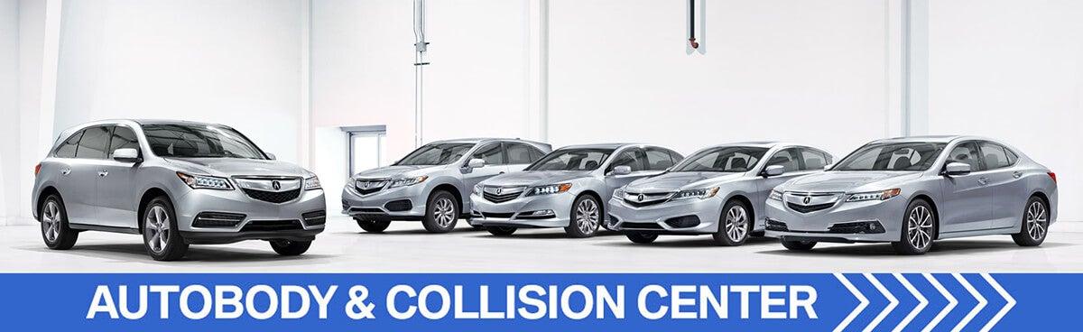 Acura East Brunswick >> Autobody & Collision Center